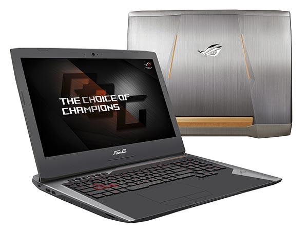 ROG G752VM Gaming Laptop