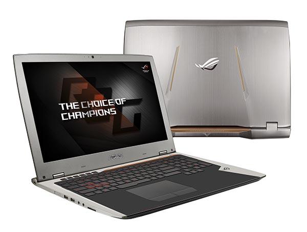 ASUS ROG G701VI Gaming Laptop