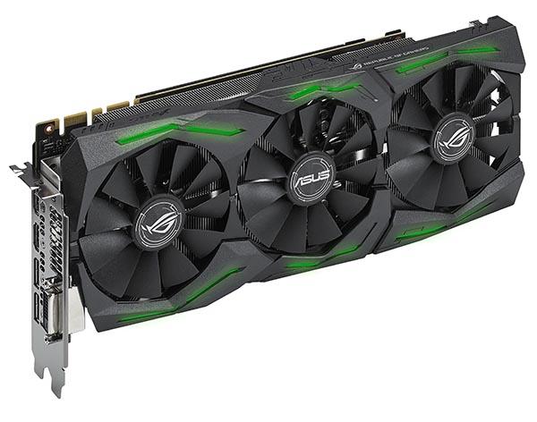 ROG Strix GeForce GTX 1070 Graphics