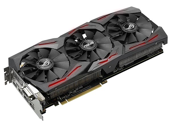 ROG Strix GeForce GTX 1060 Graphics